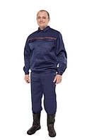 """Костюм модельный """"Стандарт"""" ,спецодежда мужская,куртка и брюки"""