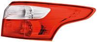 Задний кузовной фонарь правая сторона новый оригинал  для Форд Фокус 3 (универсал)