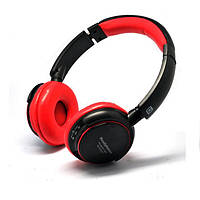 Наушники HQ-Tech MRH-168 Black/Red, Wireless, Radio, накладные, FM радио