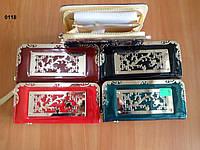 Кошельки оптом  - Стильный кошелек с декором  - опт от 5шт. (арт.0118))