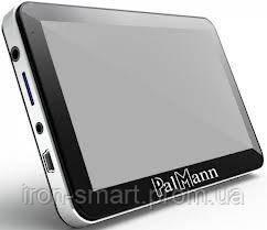 GPS Навигатор 5' Palmann 512 A, 480x272, MSB 2531, 500 MHz, 128 Mb, 4Gb, Windows CE 6.0, MicroSD (до 32 Gb), FM-приемник, аккумулятор 1000 mAh,