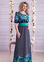 Обворожительное платье в пол, фото 1
