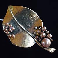 Декоративный магнит подхват для штор и тюлей 79-101