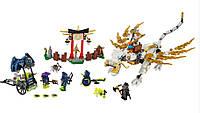 "Конструктор SENCO (аналог Lego Ninjago) ""Дракон Мастера Ву"" sy387, 622 дет"