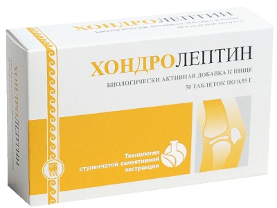 Хондролептин - при остеохондрозе, остеоартрозе, артритах