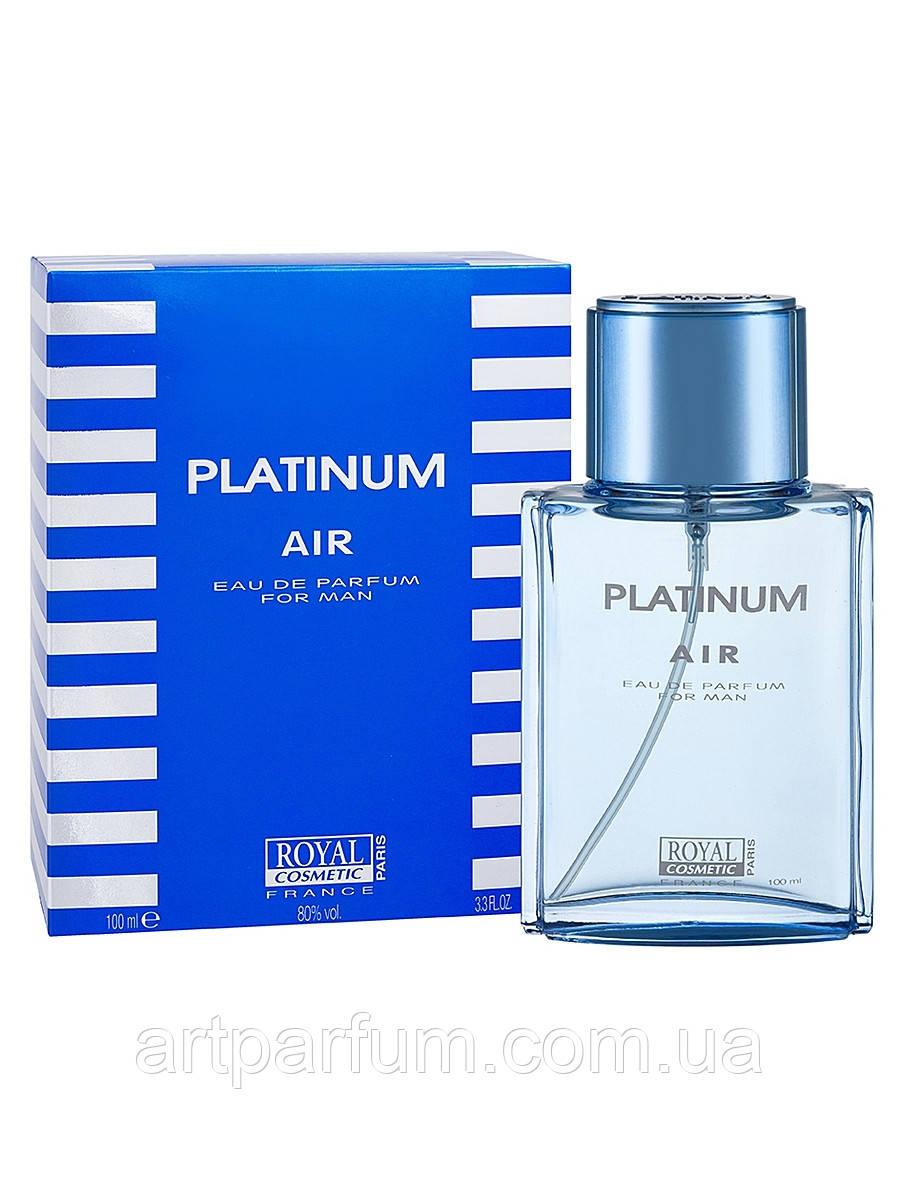 Туалетная вода для мужчин Platinum Air 100 ml