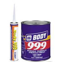 Герметик BODY 999 желтый 1кг (для нанесения кистью)