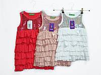 Платье детское летнее.Отменное качество Рост от 98 до 140. Chiklend 0034, фото 1