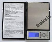 Ювелирные весы до 2кг (0,1) в виде блокнота