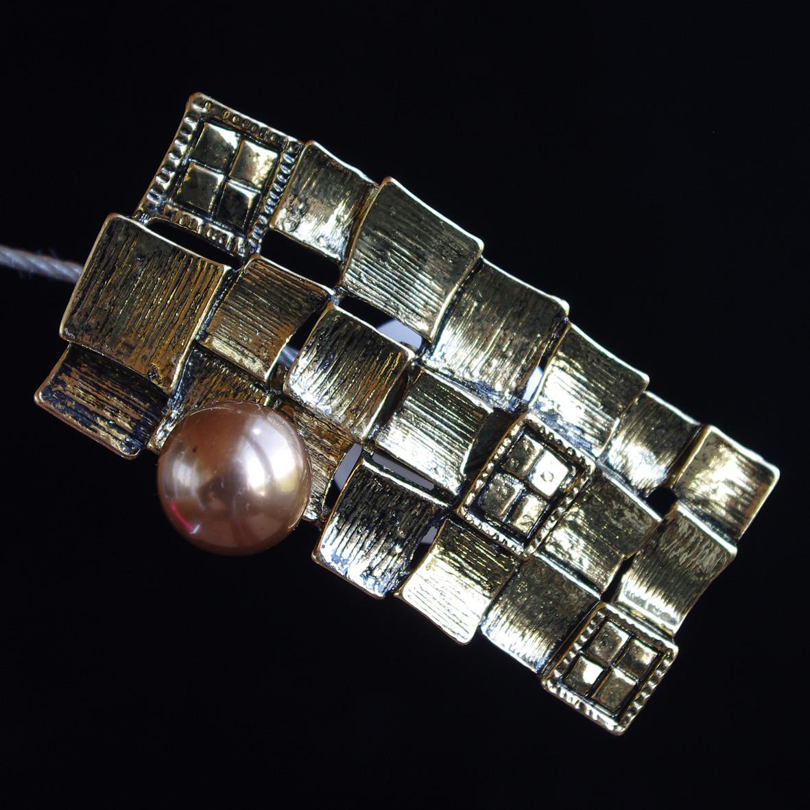Декоративный магнит подхват для штор и тюлей 79-104