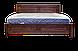Деревянная кровать Глория (140*200) (орех), фото 2