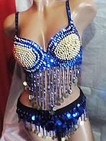 Женский костюм для танца живота 44-48 рр