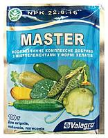 Удобрение Master для огурцов, кабачков, патисонов 22.8.16, 100г.