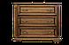 Кровать из дерева Вера (с кованным элементом) двуспальная, фото 2
