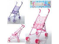 Детская коляска для куклы M 0349 U/R