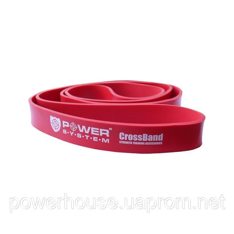 Тренировочный жгут CrossFit Level 3 Red PS - 4053