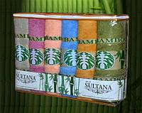 Полотенца бамбук art of SULTANA Papatya 50*90 лицо