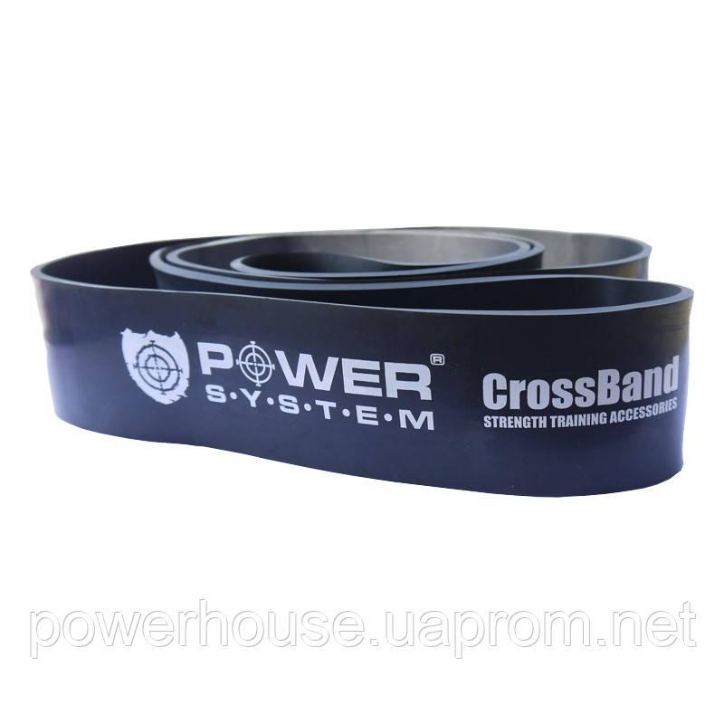 Тренировочный жгут CrossFit Level 5 Black PS - 4055