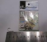 Крючки Kamatsu ISEAMA 5, фото 2