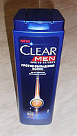 Clear Vita Abe шампунь против  выпадения волос и против перхоти для мужчин 400 мл.