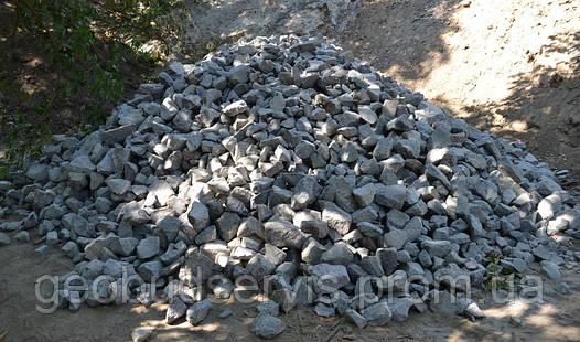 Бутовый камень для габионов, габионный камень