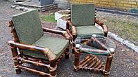 Комплект  2 кресла+ столик