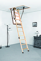 Чердачная лестница OMAN Polar - утеплитель 86 мм, короб (120x70)