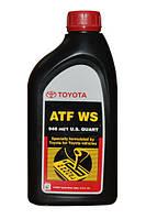 Жидкость для АКПП TOYOTA ATF WS 0,946 L