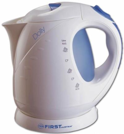Электрочайник FIRST FA-5408 White/Blue