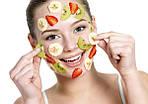 Натуральные маски из фруктов и овощей: правила применения