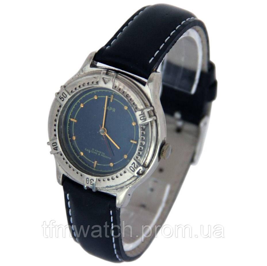 Механические часы Заря Россия