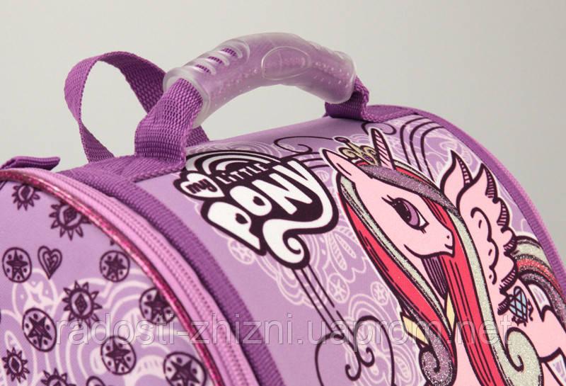 feb2e74574be Ранец каркасный школьный ортопедический Kite Little Pony 501