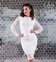 Костюм женский белый юбка