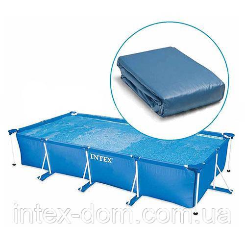 Ткань 10580 для бассейна Интекс 220-450-84см
