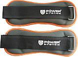 Утяжелители для ног Power System 1.5 kg PS - 4072(пара) , фото 2
