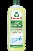 Фрош - натуральное очищающее средство от накипи и известкового налета  Frosch Essig Reiniger 1000 мл