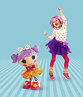 Lalaloopsy интерактивная Лалалупси Dance With Me Interactive Doll англ яз