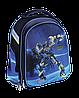"""Ранец школьный, ортопедический ZIBI Frame """"SUPER ROBOT"""", ZB16.0213SR"""