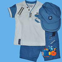 """Детский костюм  """"BCR"""" , для мальчиков от 1-5 лет"""