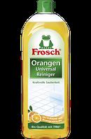 Фрош - натуральное моющее средство для поверхности пола с ароматом цитрусовых  Frosch  Orange 750 мл