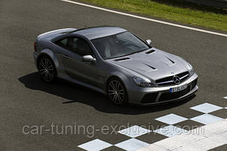 Body kit AMG (style) Black Series SL65