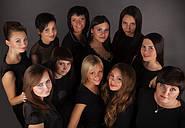 Создание команды в салоне красоты