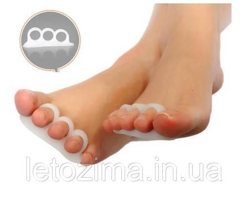 Фиксатор для лечения искревления пальцев стопы