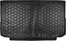 Полиуретановый коврик в багажник Ford B-Max 2013- верхняя полка (AVTO-GUMM)
