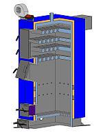 Неус- Вичлаз твердотопливный промышленный котел мощностью 120 квт