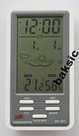 Термометр гигрометр DC-801