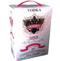 Водка Смирнов 3л (vodka Smirnov 3l)