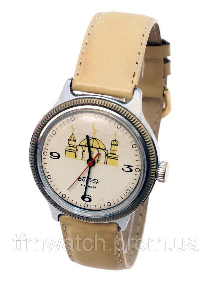 Восток  механические часы