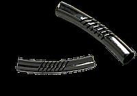 Перетяжка на шнурок 013066 темный никель