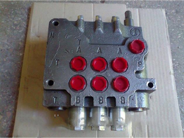 Гідророзподільник Р-100 (односливный), фото 2